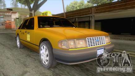 New Taxi HD для GTA San Andreas