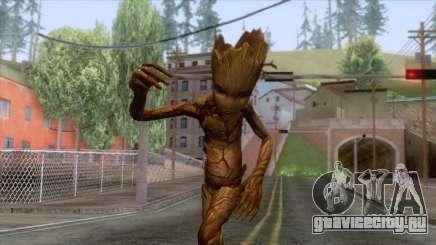Marvel Future Fight - Groot (Infinity War) для GTA San Andreas