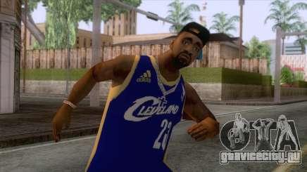 Crips & Bloods Fam Skin 9 для GTA San Andreas
