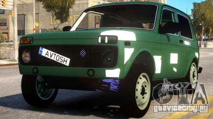 Lada Niva 4x4 для GTA 4