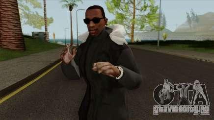 Зимняя Куртка с Мехом для GTA San Andreas