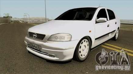 Opel Astra G Hatchback для GTA San Andreas