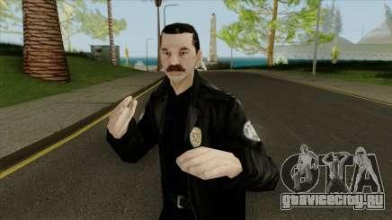 New sfpd1 для GTA San Andreas