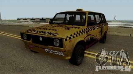 ВАЗ 2104 Такси Автолюкс для GTA San Andreas