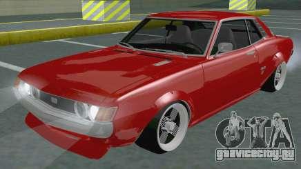 Toyota Celica 1974 GT JerryCustoms для GTA San Andreas