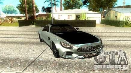 Mercedes-Benz AMG GT R Coupe для GTA San Andreas
