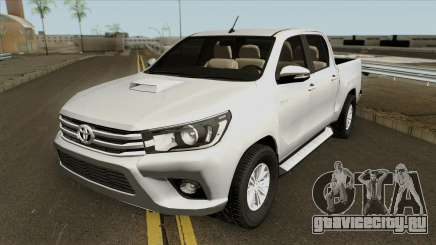 Toyota Hilux 2.8 2016 для GTA San Andreas