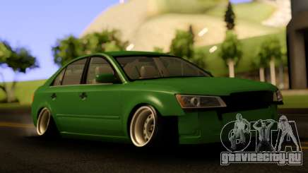 Hyundai Sonata Drift для GTA San Andreas