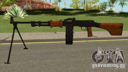 RPD Light Machine Gun для GTA San Andreas