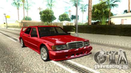 Mercedes-Benz 190E Evolution для GTA San Andreas