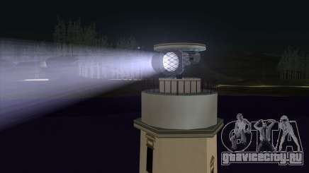 Searchlights для GTA San Andreas
