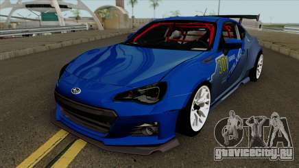 Subaru BRZ LM Race Car для GTA San Andreas