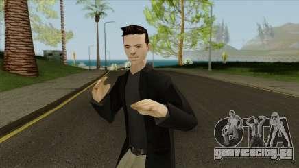 Claude в Пиджаке LQ для GTA San Andreas