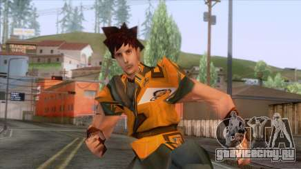 Dragonball Evolution - Goku Skin для GTA San Andreas