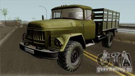 ЗиЛ-130 Амур Бортовой для GTA San Andreas