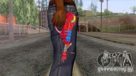 Call Of Duty Zombies - Ray Gun для GTA San Andreas