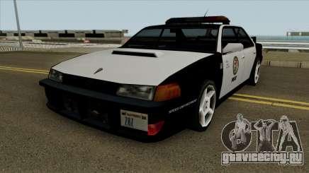 Sultan Police LSPD для GTA San Andreas