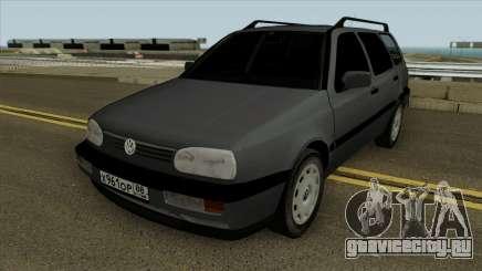 Volkswagen Golf Mk3 Variant Grey для GTA San Andreas