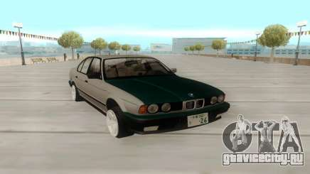 BMW M5 E34 Old для GTA San Andreas