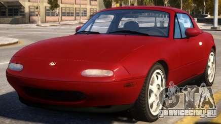 1997 Mazda Miata MX-5 для GTA 4