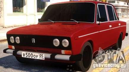 ВАЗ 2106 Dag Style для GTA 4