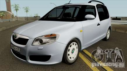 Skoda Roomster Van для GTA San Andreas