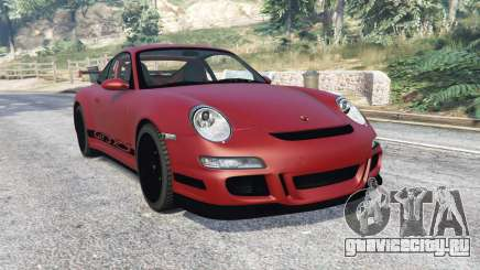 Porsche 911 GT3 RS (997) 2007 v1.1 [replace] для GTA 5