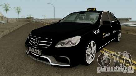 Mercedes-Benz E-Klasse 63 Taxi для GTA San Andreas