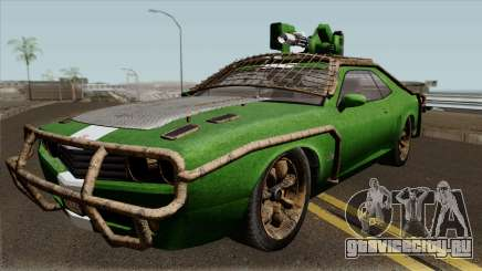 Bravado Gauntlet Weaponized GTA V для GTA San Andreas