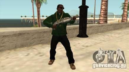 Fast Reload для GTA San Andreas