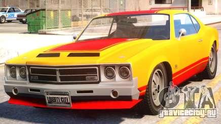 Sabre GT HD v1.0 для GTA 4