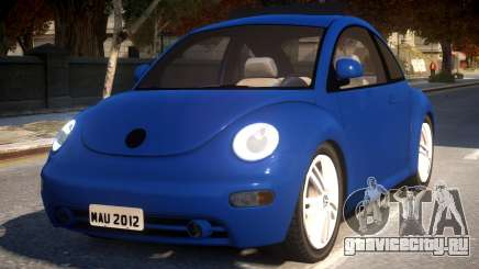 2003 VW New Beetle для GTA 4
