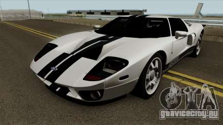 Ford GT 2005 Coupe для GTA San Andreas
