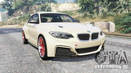 BMW M235i (F22) 2014 v1.1 [replace] для GTA 5