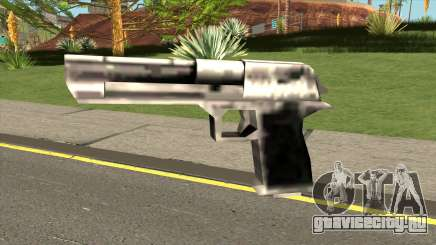 Desert Eagle SA Style для GTA San Andreas
