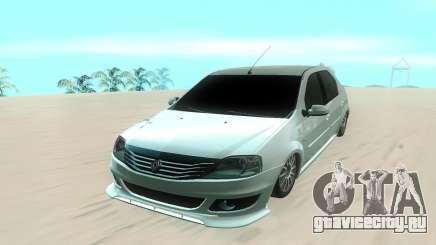 Renault Logan Sport для GTA San Andreas