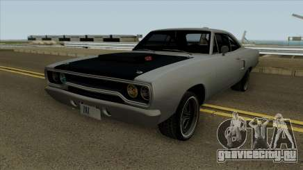Plymouth Road Runner Fast and Furious 7 1970 для GTA San Andreas