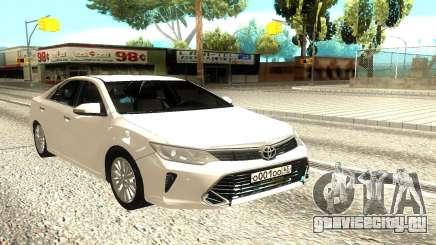 Toyota Camry White для GTA San Andreas