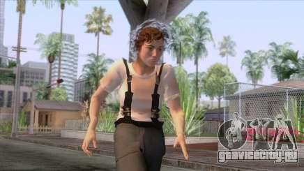 Aliens - Ellen Ripley Skin для GTA San Andreas