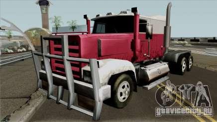 Roadtrain Looking Beta для GTA San Andreas