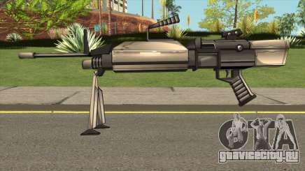 M60 Machine Gun HQ для GTA San Andreas