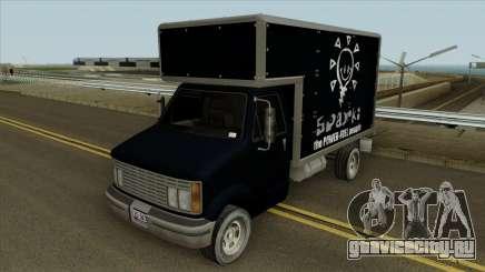 Mule HD для GTA San Andreas
