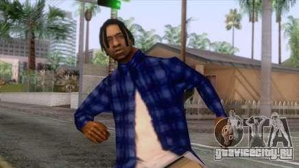 Crips & Bloods Fam Skin 2 для GTA San Andreas