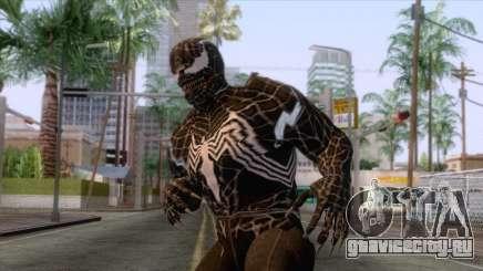 Spider-Man 3 - Venom Skin для GTA San Andreas