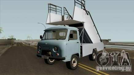 УАЗ 452Д ТПС-22 для GTA San Andreas