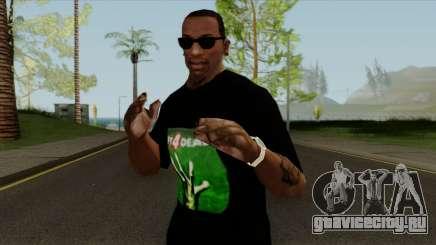 Футболка Left 4 Dead для GTA San Andreas
