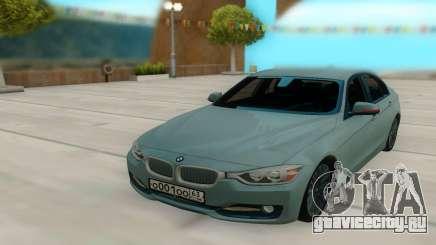 BMW 335i Sedan для GTA San Andreas