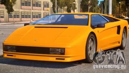 Pegassi Infernus Classic EPM для GTA 4