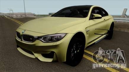 BMW M4 GTS HQ для GTA San Andreas