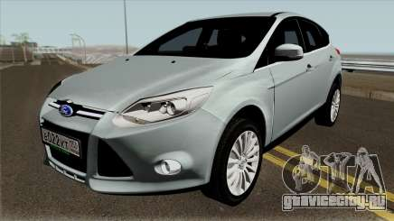 Ford Focus Hatchback 2015 для GTA San Andreas